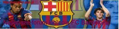 Nalepsze forum kibiców FC Barcelona