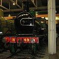 Transport Museum #Glasgow #TransportMuseum #pociag #kolej #rail