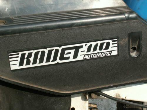 Romet 110 Kadet Automatic