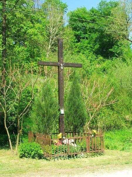 Krzyż w Stoku #krzyż #Stok