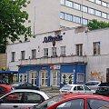 Neon kina Atlantic w Gdyni. Kino zamknięto na początku lat 90. Neon świecił się na zielono. #neon #neony #StareNeony #RuryWyładowcze #reklamy