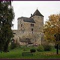Zamek w kolorach - jesień #ZamekWBędzinie