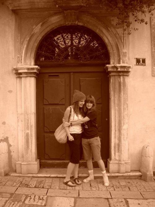 #drzwi #chorwacja